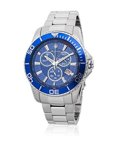 Burgmeister Reloj de cuarzo 533-131 Plateado 43 mm
