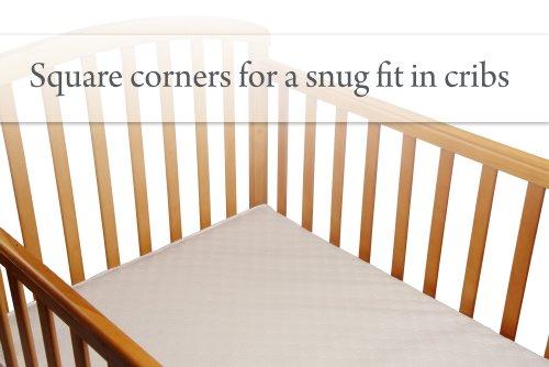 sealy soybean foamcore crib mattress by sealy