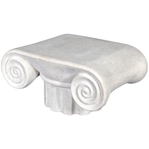 Design Toscano Hadrian's Villa Roman Spa Furniture Collection:Cocktail Table