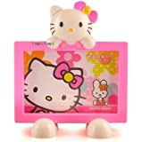 Cute Hello Kitty 4x6 Photo Picture Frame Holder Pink Gifts HKPO1P