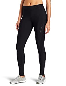Gore Running Wear Damen Tights Mythos Thermo Lady, Black, 34, TMYTLO990006