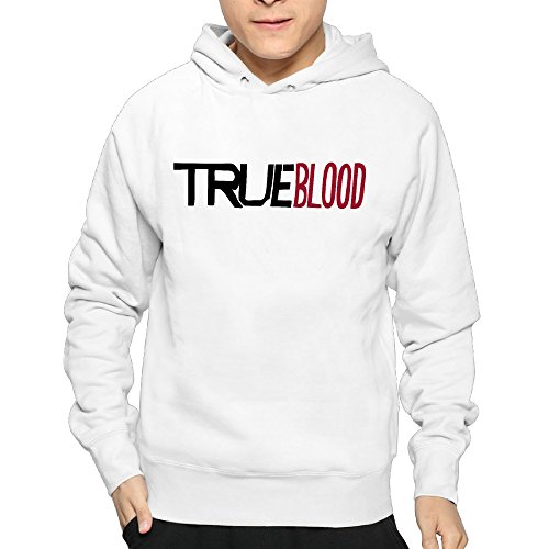 Lightweight 80's Juniors Man's True Blood Large Sweatshirt