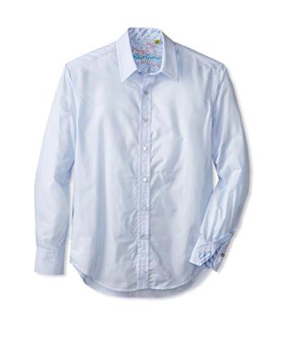 Robert Graham Men's Campania Long Sleeve Woven Shirt