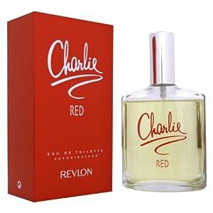 Revlon Charlie Eau de Toilette - Red - 100 ml