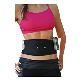 Milex Ab Toning Elite with Controller for Women - Get Slimmer Waist