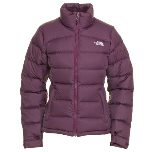 The North Face Women's Nuptse 2 Jacket (M, Baroque Purple)