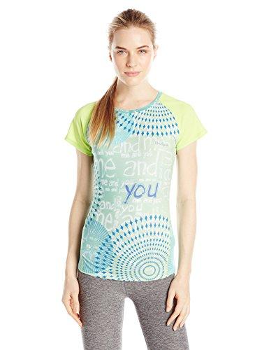 Desigual T-shirt da donna a maniche corte L TS-FR