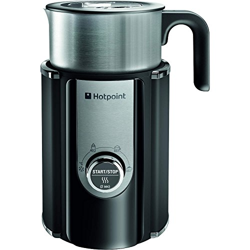 Hotpoint MF IDC AX0 Electric moka pot 0.4L Nero, Grigio macchina per il caffè