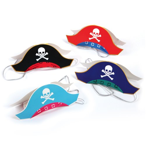 Gamago Awesome Pirate Hats