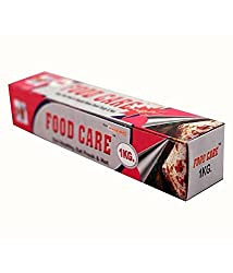 Food Care Aluminium Foil Paper- 1 K.G
