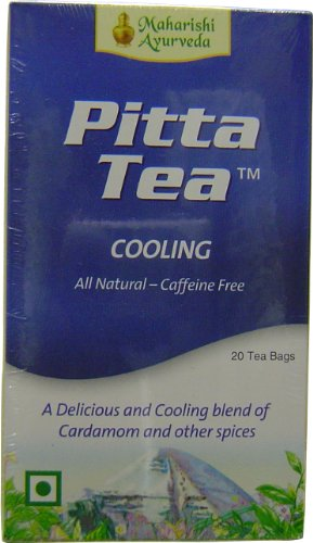 Pitta Tea - Maharishi Ayurveda Cooling Tea - 20 Sachets