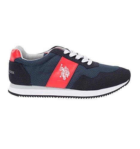 U.s. Polo Natts Nylon Sneaker Uomo Blu 41