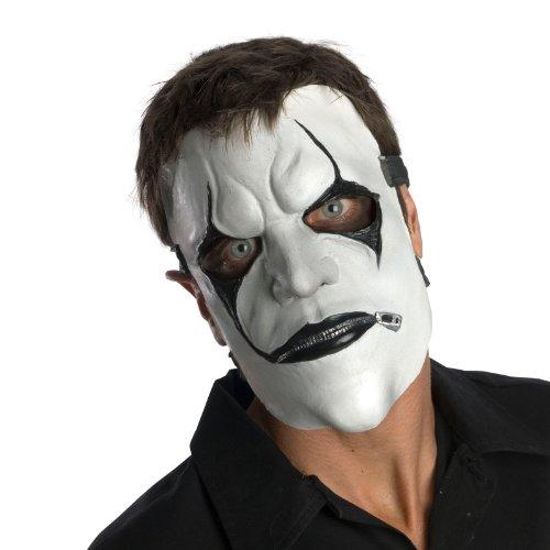 Rubie's Costume Co Slipknot James Mask, Black, One Size