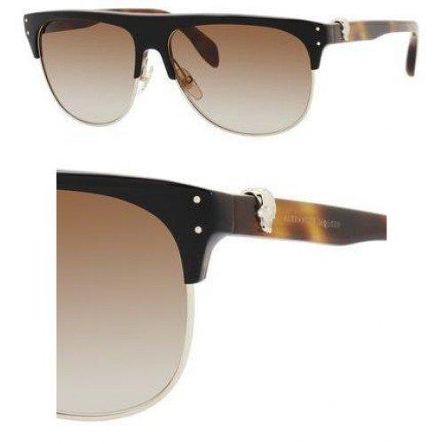 Alexander McQueenAlexander McQueen 4220 AUE Black Tortoise 4220 Wayfarer Sunglasses Lens Categor