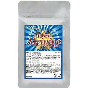 ストロングアルギニン (約1ケ月分) アミノ酸の1種アルギニン配合!更にプロテインとレバーエキスも配合