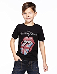 Pure Cotton The Rolling Stones T-Shirt
