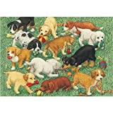 Puppy Fun 35-Piece Ravensburger Puzzle