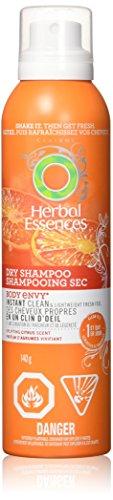 Herbal Essences Body Envy Dry Shampoo, 140gm- Packaging May Vary