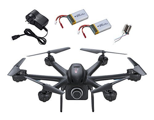 Feifan-MJX-X600-24GHz-4-Channel-6-Axis-Gyro-RC-Hexacopter-Drone-with-Wifi-FPV-C4008-HD-Camera-RC-Quadcopter-with-Headless-Mode-and-Auto-Return-Feature-RTF-Model-2