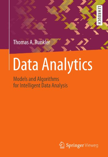 Data Analytics, by Thomas A. Runkler