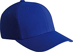 Premium Original Blank Flexfit Ultrafibre Mesh Fitted Hat Cap Flex Fit 6533 Large / Xlarge -