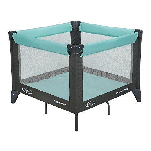 Graco Pack 'N Play Playard Totbloc, Go Green (Graco Portable Playard compare prices)