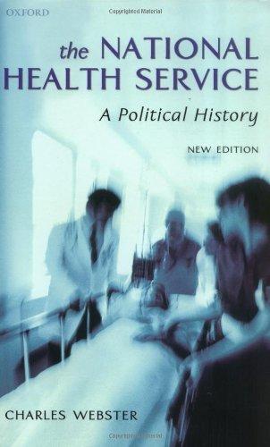 National Health Service: A Political History