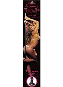 Carmen Electra Spinning Dance Pole NEW 2011 Version