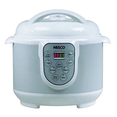 Nesco PC4-14 4-in-1 Digital Pressure Cooker, 4-Quart from Nesco