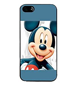 printtech Tom Desigm Back Case Cover for Apple iPhone 5S