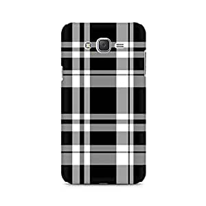 Mobicture Checksy Premium Printed Case For Samsung J1 Ace