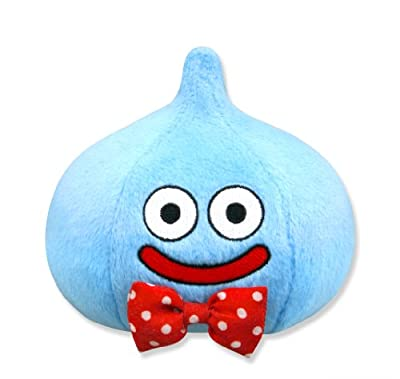 Smile Slime Plush Slime Red Bow Tie - Dragon Quest 25th Anniversary Japan from Square Enix