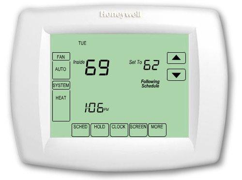 Honeywell TH8110U1003 Vision Pro 8000 Digital Thermostat (Honeywell Sensor Thermostat compare prices)