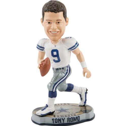 Tony Romo Dallas Cowboys Bobblehead 2012 at Amazon.com