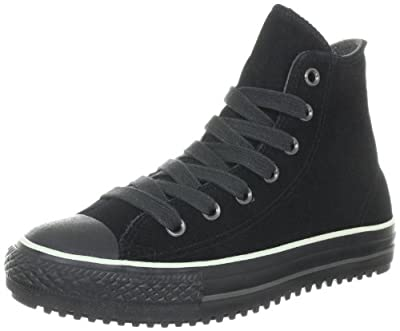Converse Converse Winterboot Mid Suede Black 1T287 Unisex - Erwachsene Fashion Sneakers