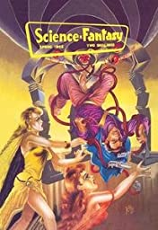30 x 20 Stretched Canvas Poster Science-Fantasy, Spring 1952