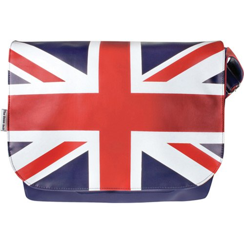 The Union Jack Shoulder / Messenger Bag - Cool Britannia