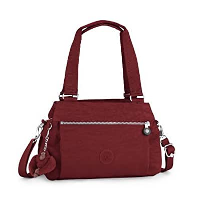 Kipling Orelie Port Red Handbag: Handbags: Amazon.com