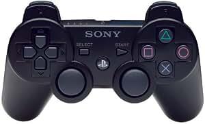 Manette PS3 Dual Shock 3 - noire [import europe]