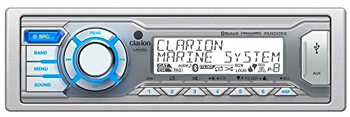 Clarion M505 Boating Radios (Clarion Car Stereo Remote compare prices)