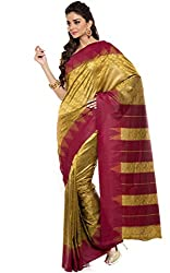 BANGALORE DUPIAN AND FLORAL SILK SAREE COLLECTIONS-Multi-Coloured-POSB1364A-VN-Art Silk Silk-Multi-Coloured-POSB1364A-VN-Art Silk Silk