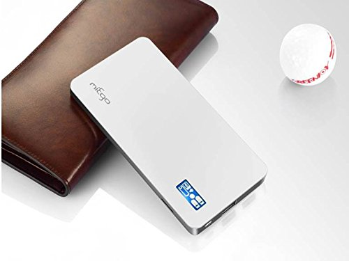 Lapcare Miego 8000mAh Power Bank (with MicroSD Slot)