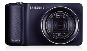 Samsung Galaxy Camera Appareil photo numérique compact 16,3 Mpix Zoom optique 21x Wifi Noir