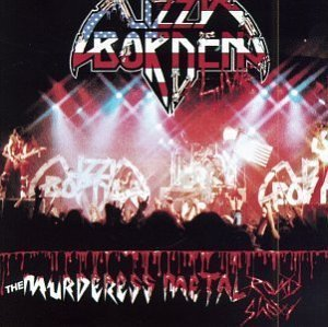 Murderess Metal Road Show by LIZZY BORDEN (1995-08-22)