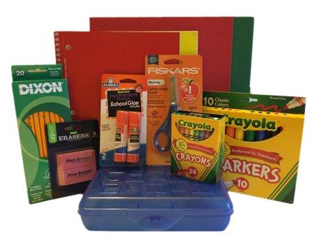 School Supply Bundle Early Elementary Crayola Fiskar Dixon