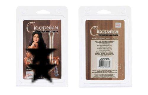 California Exotic Novelties Cleopatra Clit-Pearl Meta Clit Stimulator