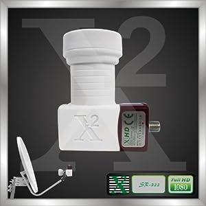 X2- Full HD KU LNB