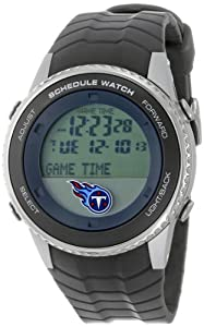 NFL Mens NFL-SW-TEN Schedule Series Tennessee Titans Watch by Game Time