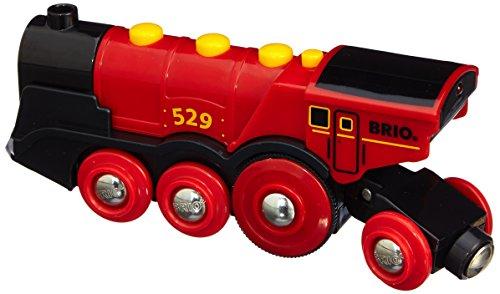 BRIO 33592 Mighty Red Action Locomotive (2013 model)