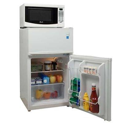 Energy Star White Refrigerator